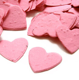 plantable_seed_paper_heart_confetti_hot_pink