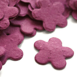 five_petal_confetti_berry_purple