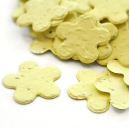 five_petal_confetti_yellow